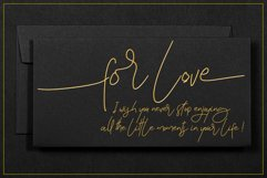 Trusted - Signature Font Product Image 6