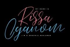 Love Brush SVG Font - Free Sans Product Image 3
