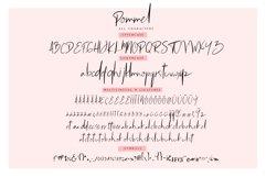 Pommel - Handstylish Font Product Image 4