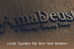 AmaDeust - Display Font Product Image 5