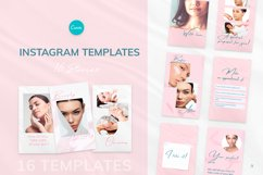"""Beauty Pink Stories, Instagram Canva Tempates """"ROSY"""" Product Image 1"""