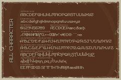 Boltron   Classic Vintage Font Product Image 5