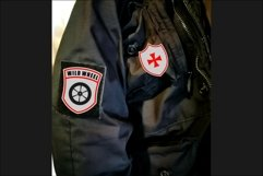 Patch templates for military and biker design Product Image 2