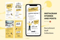 Updates! Bundle 12 packs instagram stories & posts powerpoin Product Image 4