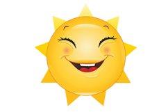 Emoticons Sun Product Image 4