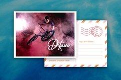 Deglas | Modern Script Font Product Image 4