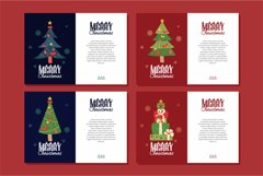 Christmas Hat Font | merry christmas font Product Image 3