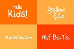 Caramelia - Playful Children Typeface Product Image 6