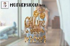 Motherhood v4 Bundle Photo Overlays Social Media Canva Photo Product Image 3