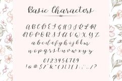 Cherokee Rose Calligraphy Script Product Image 3