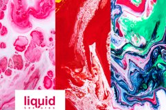 Textures liquid watercolor acrylic marble Product Image 5