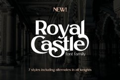 Royal Castle Font Family Product Image 1