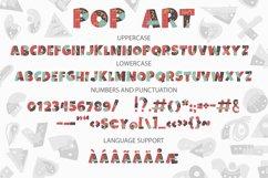 POP ART. SVG font collection. Product Image 4
