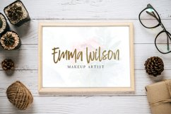 Squeamish Brush Font Product Image 5