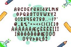 Smile Kids - Cute Display Font Product Image 2