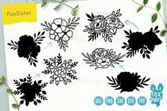 Flowers SVG Bundle, Floral svg Product Image 5