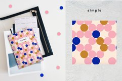Seamless Modern Geometrical Abstract & Minimalistic Patterns Product Image 2
