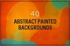 Painted abstract backgrounds Product Image 1