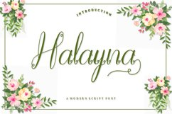 Halayna Product Image 1