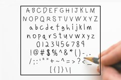 Benjammin' - Kid's Handwritten Font Product Image 2