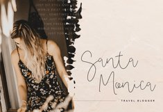 Danyla Stylish Signature Font Product Image 5