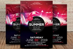 Summer Party Nightclub Poster Product Image 1