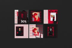 Merona - Fashion Instagram Post GR Product Image 3