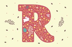 Easter Font Product Image 5