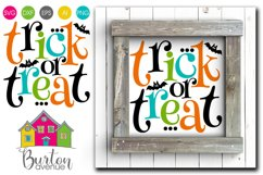 Trick or Treat SVG File Product Image 1
