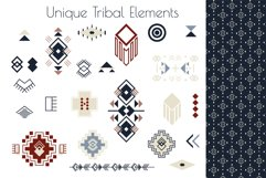 20 Tribal pattern and 24 elements Product Image 2