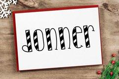 Santa's Reindeer Names Cut File BUNDLE- SVG & PNG Product Image 8