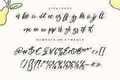 Blomming - Brush Font Product Image 4
