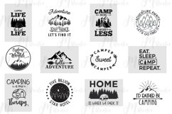 Camping SVG Bundle, Best Seller. Product Image 3