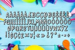 Web Font Happy Birthday Font Product Image 4