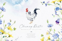 Charming Rustic Watercolors Product Image 1