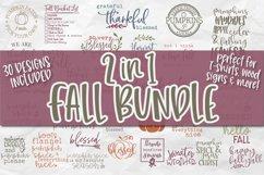 Fall SVG Bundle, Autumn SVG Bundle, Fall Quotes SVG Bundle Product Image 1