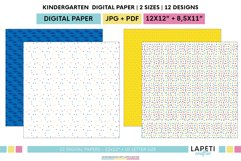Colorful printable paper for children's parties Product Image 5