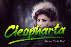 Cleopharta Font Product Image 1