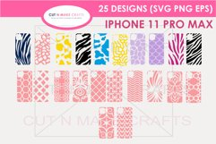25 iPhone 11 Pro Max  Phone Case Decals Product Image 1