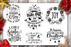 Christmas Bundle SVG bundle 40 designs Winter SVG Product Image 6