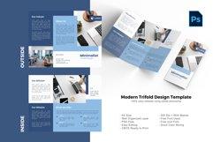 Update! Bundle 36 trifold brochure design templates Product Image 5