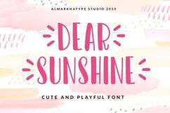 Dear Sunshine Product Image 1