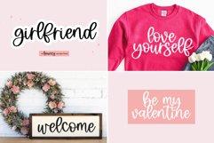 Font Bundle of Love - Valentine's Day Fonts Product Image 4