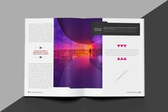 Experiment Indesign Template Product Image 17