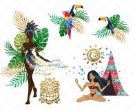 Tribal Spirit Clip Art Product Image 2