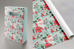 Merry Christmas Vector Set Product Image 6
