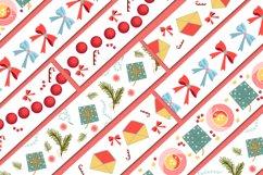 Holiday packing tapes and ribbons/ png. jpeg. eps10. ai Product Image 3