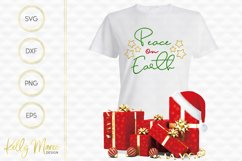 Peace on Earth SVG File Product Image 1