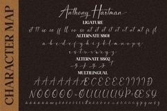 Anthony Hartman - Luxury Signature Font Product Image 3