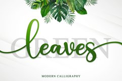 Green Leaves Product Image 1